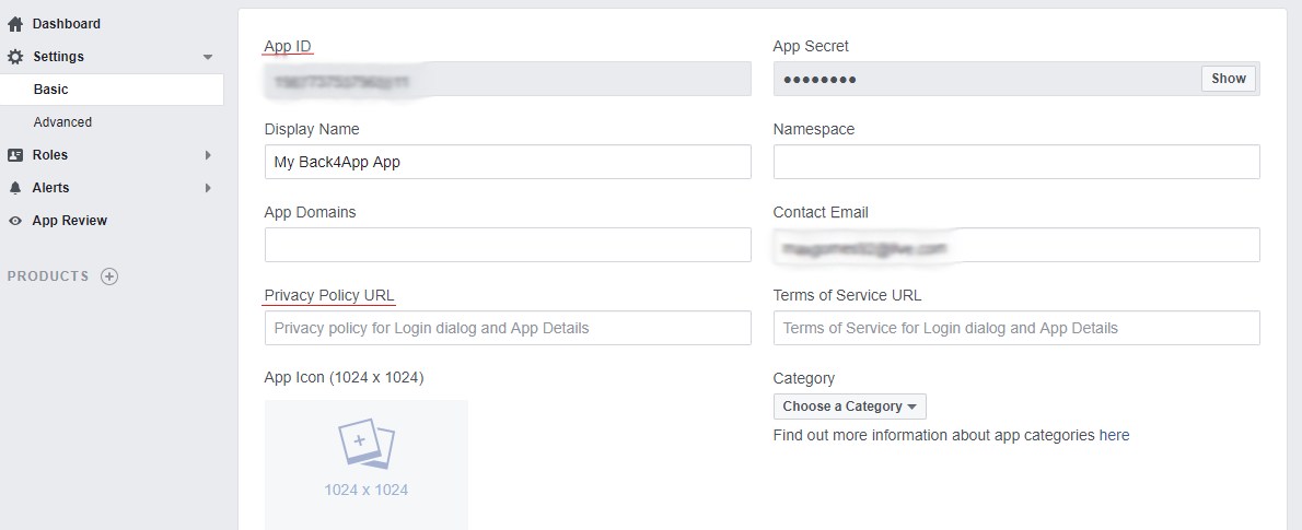 How to add facebook login to your Ionic App | Back4app Guides