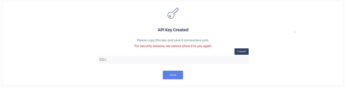 Using Sendgrid to Send emails   Back4app Guides